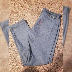 Men's bootcut Levi jeans